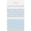 Декоративная панель VENTA Exclusive «Модена Голубая» 0.25x2.7