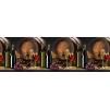 """Кухонный фартук """"Вино"""" из АБС-пластика 2000*600*1,5мм"""