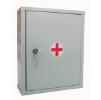 Шкаф для медицинских препаратов металлический навесной неукомплектованный  260 х 320 х 100 мм