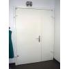 Двери рентгенозащитные двупольные 1380 х 2080 мм свинцовый эквивалент 1,0 мм