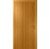"""Дверь влагостойкая композитная гладкая """"Капель"""" (орех миланский) с телескопической коробкой"""