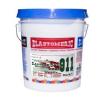 Эластомерик 911 Гидробарьер (RAL 8017 темно-коричневый) (20 кг) однокомпонентное эластичное цветное покрытие для гидроизоляции и окраски металлических и шиферных крыш