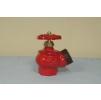 Клапан пожарный КПЧ 50-1, Д=51 мм, (угловой, 125 гр.) муфта