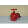 Клапан пожарный КПЧ 65-1, Д=65 мм, (угловой, 125 гр.) муфта