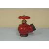 Клапан пожарный КПЧ 50-2, Д=51 мм, (угловой, 125 гр.) цапка