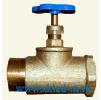 Клапан пожарный Д=51 мм, латунь (прямой), 15БЗр