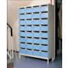 Шкафы PUNTA LK8 для почты с подставкой