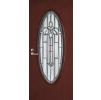 Двери FennoDoors входные серия DECOR арт.2C00 MAD2057 стр.проем 900 х 2100 мм