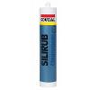 Soudal Silirub Cleanroom - чистый нейтральный герметик для медицинских учереждений и пищевой промышленности (белый) 310 мл