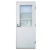 Двери дерево-алюминиевые EDUX HDF-pintaiset: Sini 900 х 2100 мм