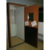 Двери мод. MUH маятниковые двери с регулируемой алюм. или стеклопластиковой коробкой (MUOVIUS OY) 1300 х 2100 мм