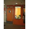 Двери мод. MUHК маятниковые с регулируемой коробкой (MUOVIUS OY) 1200 х 2100 мм