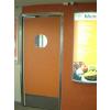 Двери мод. MUHК маятниковые с регулируемой коробкой (MUOVIUS OY) 1500 х 2100 мм