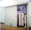 Двери мод. MUKLI раздвижные для помещений с повышенной влажностью и повышенной гигиеной с регулируемой алюм. или стеклопластиковой коробкой (MUOVIUS OY) 1400 х 2100 мм