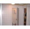 Двери мод. VE для помещений с очень повышенной влажностью и повышенной гигиеной с регулируемой алюм.коробкой (MUOVIUS OY) 800 х 2100 мм