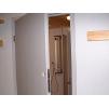 Двери мод. VE для помещений с очень повышенной влажностью и повышенной гигиеной с регулируемой алюм.коробкой (MUOVIUS OY) 900 х 2100 мм