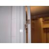 Двери мод. VE для помещений с очень повышенной влажностью и повышенной гигиеной с регулируемой алюм.коробкой (MUOVIUS OY) 1200 х 2100 мм