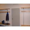 Двери мод. VE для помещений с очень повышенной влажностью и повышенной гигиеной с регулируемой алюм.коробкой (MUOVIUS OY) 1300 х 2100 мм