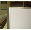 Двери мод. MUK рентгенозащитные экв. Pb = 1,0 мм для помещений с повышенной влажностью и повышенной гигиеной с регулируемой алюм.коробкой (MUOVIUS OY) 900 х 2100 мм
