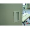 Двери мод. MUKLI раздвижные рентгенозащитные экв. Pb = 1,0 мм для помещений с повышенной влажностью и повышенной гигиеной с регулируемой алюм.коробкой (MUOVIUS OY) 1100 х 2100 мм