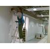 Двери мод. MUKLI раздвижные рентгенозащитные экв. Pb = 1,0 мм для помещений с повышенной влажностью и повышенной гигиеной с регулируемой алюм.коробкой (MUOVIUS OY) 1400 х 2100 мм