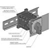 """ООО  """"Кунцево-Электро """" производит под заказ пакетные (кулачковые) переключатели серии ПП53 (аналоги ПК16..."""