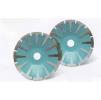 Алмазные диски с воздушным охлаждением по граниту