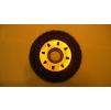 Щетка дисковая для шлиф.машин ШДШм 22х115