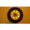Щетка дисковая для шлиф.машин ШДШм М 14х115