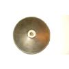 Шлифовальная резиновая насадка D-125 мм.с втулкой М-14 для шкурок на липучке