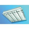 Светильник растровый для подвесных потолков ЛВО-13-4х18-171 без ламп