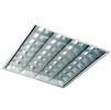 Светильник растровый для подвесных потолков ЛВО-13-4х18-171 с лампами