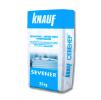 Севенер (КНАУФ) штукатурно-клеевая смесь повышенной прочности, трещиностойкая, также для приклеивания пенополистирола и мин.ваты, для наружних и внутренних работ. Мешок 25 кг