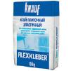 Флекс (КНАУФ) плиточный клей эластичный, для сложных оснований, тёплых полов, терасс, балконов, на ДСП Мешок 10 кг