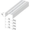 Профиль для гипсокартона ПН-2 (50х40) длина 3 метра