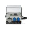Сварочная машина РОВЕЛД P315B СNC VA с гидравлическим приводом, с компьютерным блоком управления процессом сварки с автоматически убираемым нагревательным элементом, 230В. Без вкладышей.
