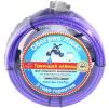 Саморегулирующийся греющий кабель 5 метров внутрь трубы для питьевой воды, комплект с сальником