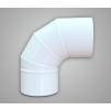 Отвод, сталь, эмаль, диаметр 120мм, угол поворота 45°, 90°