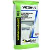 Шпатлёвка Ветонит Vetonit VH (серая), 25 кг
