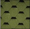 Черепица Икопал Tema зеленый (3 кв.м/уп) шестигранник с тенью