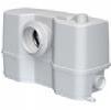 Канализационная насосная установка Sololift 2WC-3 (унитаз, раковина, посудомоечная машина, биде)