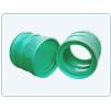 Секция пластикового канализационного колодца с дном Анион 600 мм (код СКД3000)