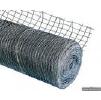 Сетка штукатурная тканая черная ячейка.10х10мм, толщ. 0.8 мм  (рулон 30 м)