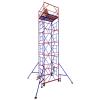 Вышка тур МЕГА-5 на высоту 20,7 метра от завода мега г. Санкт-Петербург.Аренда Продажа