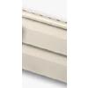 Виниловый сайдинг альта-профиль бежевый, стандартная коллекция, двухпереломная 3,66х0,23х1,2мм