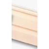 Панель сайдинг розовый, стандартная коллекция, двухпереломная 3,66х0,23х1,2мм