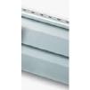 Сайдинг виниловый светло-серый альта-профиль (панель сайдинга- стандартная коллекция), двухпереломная 3,66х0,23х1,2мм