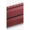 """Сайдинг виниловый красный виниловый альта-профиль (панель сайдинга- коллекция """"Премиум""""), двухпереломная 3,66х0,23х1,2мм"""