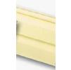 Панель сайдинг желтый(сайдинг-лимон), стандартная коллекция , двухпереломная 3,66х0,23х1,2мм