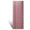 Вертикальный сайдинг красно-коричневый металлик-Jazz акриловый
